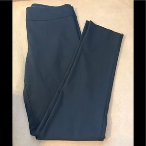 Erica Taylor Navy Straight Leg Pants